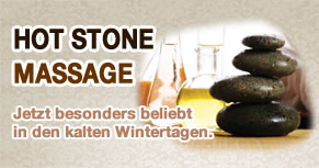 Hot Stone Massage Dortmund
